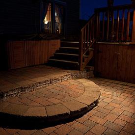 Patio Lighting, East Longmeadow, MA, Illumascape Lighting