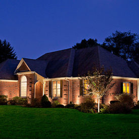 Architectural Lighting, Agawam MA, Landscape Lighting