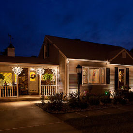 Outdoor Lighting, Landscape Lighting, East Windsor, CT