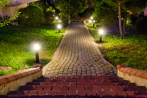 Landscape Lighting Projects and Ideas