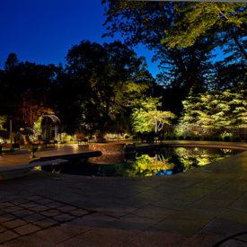 Enfield, CT, Illumascape Lighting, Pool Lighting, Outdoor Lighting