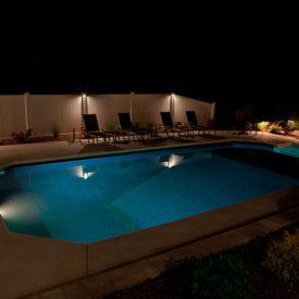 Westfield, Pool Lighting, Landscape Lighting, Illumascape Lighting