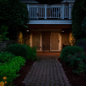 Palmer, MA, Walkway Lighting, Illumascape Lighting