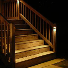 Stair Lighting, Accent Lighting, East Windsor, CT, Illumascape Lighting