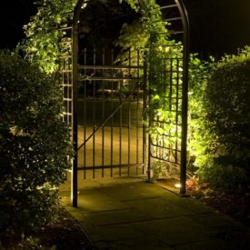 Sheffield, MA, Uplighting, Landscape Lighting