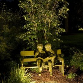Landscape Lighting, Whethersfield, CT