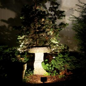 Garden Lighting, Outdoor Lighting, Amherst, MA