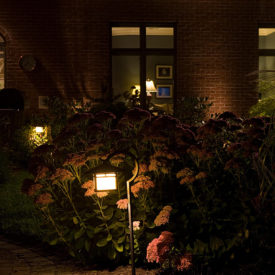 Ludlow, MA, Outdoor Lighting, Illumascape Lighting