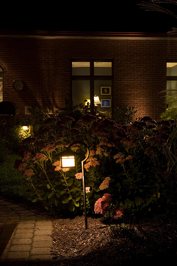 Ludlow, MA, outdoor lighting, Illumascape Lighting