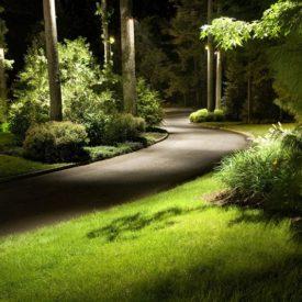 Driveway Illumination, Westfield MA