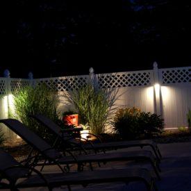Springfield MA, Down Lighting, Outdoor Lighting, Illumascape Lighting