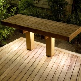 Palmer, MA, Bench Lighting, Outdoor Lighting