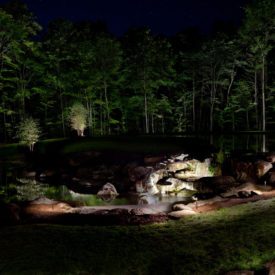 Longmeadow, MA, Landscape Lighting, Outdoor Lighting