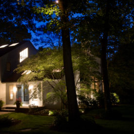 Entrance Lighting, Ellington CT, Outdoor Lighting, Designs