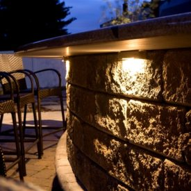 Outdoor Lighting, Accents, Palmer, MA, Illumascape Lighting
