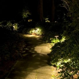 Dalton, MA, Landscape Accent Lighting, Illumascape Lighting