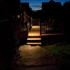 Stairway Lighting, Hartford, CT