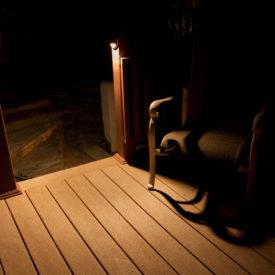 Stair Lighting, Accent Lighting, Illumascape Lighting, Northampton MA