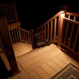 Stair Lighting, Accent Lighting, Located In Glastonbury CT